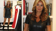 Pınar Altuğ dekolteli kıyafetiyle göz doldurdu