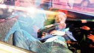 Teoman bar çıkışı takside uyuyakaldı