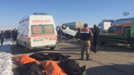 Van'da feci kaza: 11 ölü
