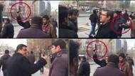 Polisten HDP'li vekile silahlı müdahale