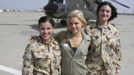 ABD kadın askerleri cepheye gönderiyor!