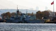 NATO gemileri Sarayburnu'na demirledi