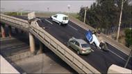 Şili'de 8,3 büyüklüğünde deprem! İşte o an