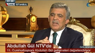 Gül:  Cumhurbaşkanı yetkileri azaltılmalı