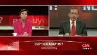 Şener: CHP'de siyasete devam edebilirim