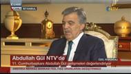 Gül, NTV'deki  programı neden iki kez erteletti?