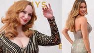 Emmy Ödül Töreni'nde  hangi oyuncu ne giydi?