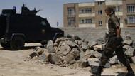 Nusaybin'de Jandarma Karakolu'na saldırı