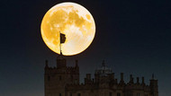 Süper Ay Tutulması böyle görüntülendi