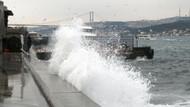 Hayatı felç eden lodos İstanbul'a geri dönüyor