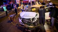TEM'de feci kaza: 1 ölü 3 yaralı!