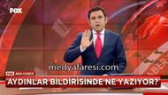 Fatih Portakal'dan akademisyenlere tepki! O bildiride neden PKK için tek kelime etmediniz?