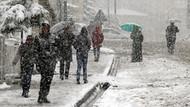 Meteoroloji'den kar alarmı