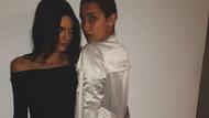 Kendall Jenner'a tepki yağdı