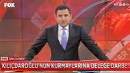 Fatih Portakal'dan sert tepki: Kılıçdaroğlu'nun o koltukta oturmaması gerekiyor