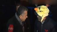 Eskişehirspor Başkanı Mesut Hoşcan, Fenerbahçeli taraftarla tartıştı