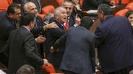 CHP'li vekilden AKP'li vekile: Seni yerim!