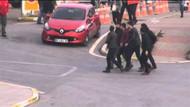 İstanbul Ataşehir'de terör operasyonunda hareketli anlar