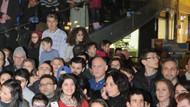 Bursa'daki Dedemin Fişi galasında izdiham