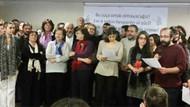 İki rektör ve 11 akademisyenden bildiri tepkisi