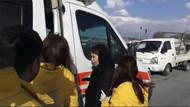 İstanbul'da selfie çeken İranlı kadın denize düştü
