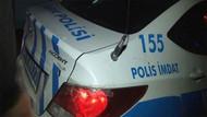 İstanbul'da polis aracına silahlı saldırı