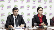 HDP'siz Meclis'e MHP'den destek, CHP'den tepki
