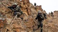 Çukurca'da çatışma: 7 PKK'lı öldürüldü