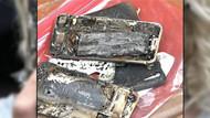İphone 7 arabanın içinde patlayarak yangına sebep oldu