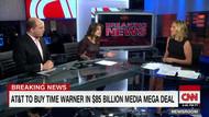 İşte CNN'in yeni sahibi! Time Warner 85 milyar dolara satıldı