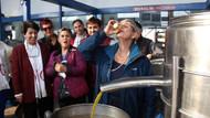 Canan Karatay, zeytinyağını böyle içti