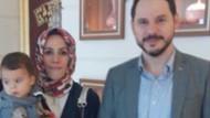 Erdoğan'ın son torunu Sadık Eymen ilk kez görüntülendi