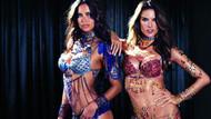 Victoria Secret's'ın  seksi meleklerinden milyon dolarlık sutyen şov
