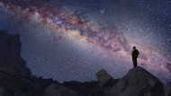 Öğrencilerine 'Cosmos' belgeseli izletti