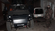 Adana'da PKK operasyonu: 300 polisle 25 eve baskın