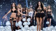 Victoria's Secret melekleri defile öncesi ortalığı karıştırdı!