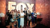 FOX TV'nin yeni sezona merhaba partisinde ünlüler geçidi