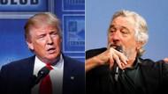 Robert de Niro'dan Trump'a: Pervasızca aptal, domuz, köpek...