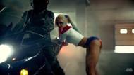 Rus dansçı kızlardan Harley Quinn şovu