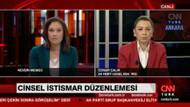 Nevşin Mengü'den AKP'li Çalık'a: 13 yaşındaki bir çocuğun birisinin koynuna sokulması normal mi?