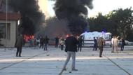 Adana Valiliği'ne bombalı aracı kadın terörist getirdi