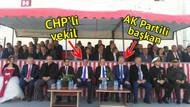 AKP'li başkandan, alanı terk eden CHP'li vekile: 'Beyni boş ukala'
