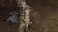 Suriye'den Türkiye'ye yeraltından 400 metrelik yol