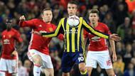 Fenerbahçe - Manchester United: 2 - 1