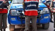 Jandarma'ya FETÖ operasyonu: 12 gözaltı