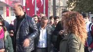 İzmir'de izinsiz protesto; 57 kişi gözaltına alındı