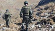 Hakkari'de havan saldırısı: 6 asker yaralandı