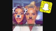 Ünlülerin Snapchat Paylaşımları