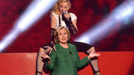 Madonna'dan şok uyarı;  Hapı yuttuğumuzun resmidir