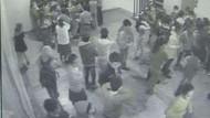 Diyarbakır'daki bombalı saldırıda okuldaki öğrencilerin korku dolu anları kamerada